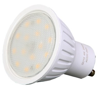 Lámpara Led 4W